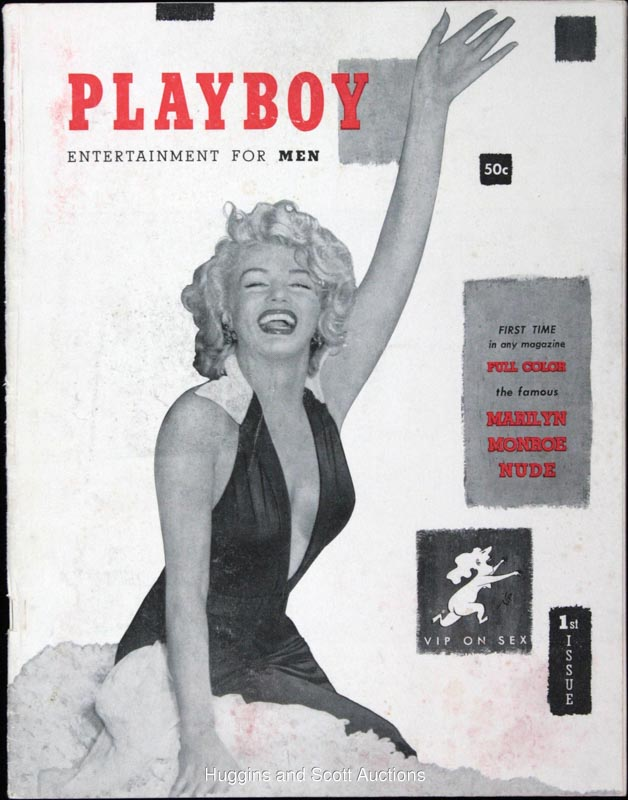 Playboy couverture